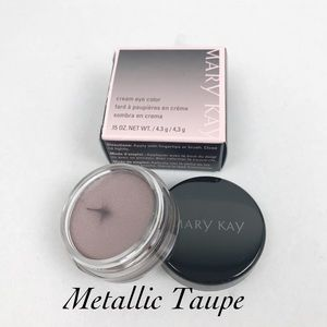 🌺NIB - MARY KAY METALLIC TAUPE CREAM EYE COLOR